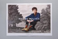 Red By Wolves Rebrand, Lookbook and Ad Campaign on