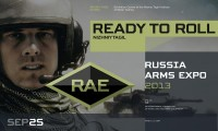 Russia Arms Expo on