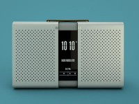 SHA_RED - Wireless Speaker on