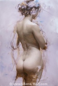 Shane Wolf: Figure Painting | The Best Nude - painting