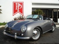 Silver Porsche 356 | Old Cars and Bikes and anything else on Wheels
