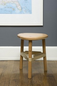 sit down! / Cask Milk Stool
