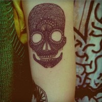 SKULLS / ..but i love you — Designspiration