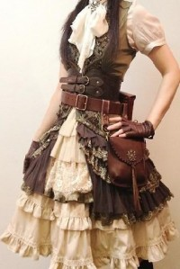 Steampunk Inspiration / Collection
