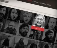 Stephan Vanfleteren website on