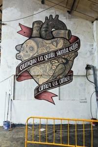 Street art / Amor es Amor