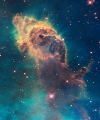 stuff that makes me LOL, say ooooh, some truths and general likes / jet-in-the-carina-nebula12.jpg (JPEG Image, 1072x1280 pixels) - Scaled (66%)
