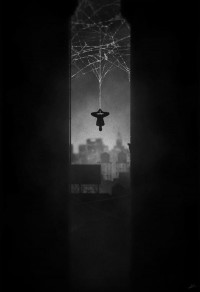 Superhero Noir Posters on