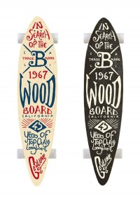 Surf, Skate, Snow / Graphic & hand-lettering boards — Designspiration