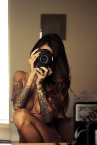 Tattoos / Ink'd Girls — Designspiration