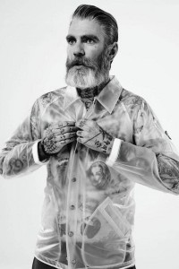 Tattoos / Miles Better shot by Laurence Ellis | Paranaiv — Designspiration