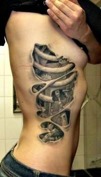 Tattoos / Whoa!