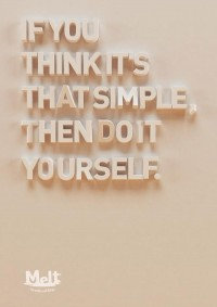 If you think it's that simple, then do it yourself.