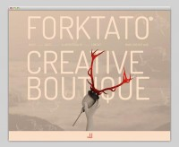 The Web Aesthetic / Forktato — Designspiration