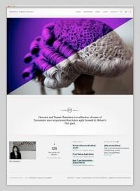 The Web Aesthetic / MindSparkle Magazine / Websites We Love — Designspiration