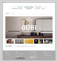 The Web Aesthetic / Victors — Designspiration