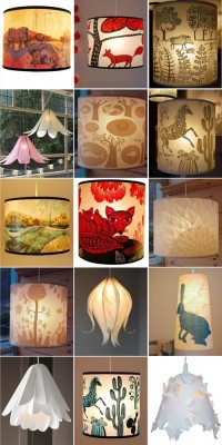 These are a few of my favorite things. / LAMPS