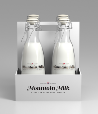 Tine Melk - Mountain Milk on