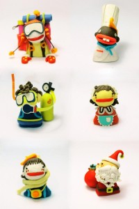toys for children on