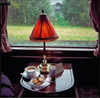 Train Travel / The Orient Express.