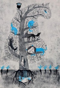 Tree Illustration / **Ana Pez