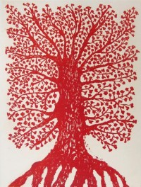 Tree Illustration / Marina Strocchi