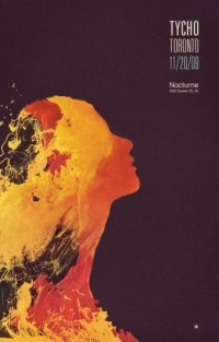 Tycho Live In Toronto / New Poster » ISO50 Blog – The Blog of Scott — Designspiration