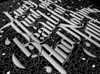 Type Exhibition - 'Back in Five Minutes' + Video on
