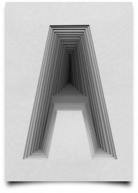 type scan alphabet on