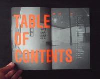 Typeforce Exhibition Catalogue on