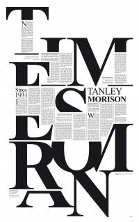 Typography / Times New Roman on the Behance Network — Designspiration