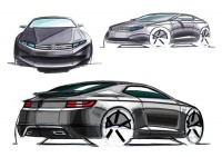 Volkswagen Scirocco 4 on