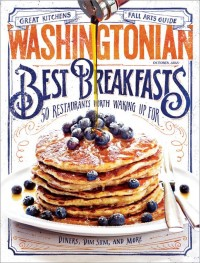 Washingtonian cover by Jon Contino — Designspiration