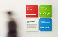 Wayfinding and identity for Voskresenskoe on