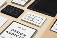 WE ARE DESIGNADDICTED . LABEL BRANDING on