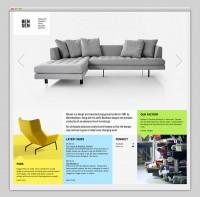 Web / BENSEN — Designspiration