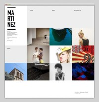 Web / Brice Martinez — Designspiration