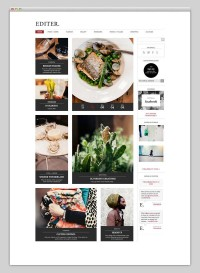 Webdesign / Websites We Love — Designspiration