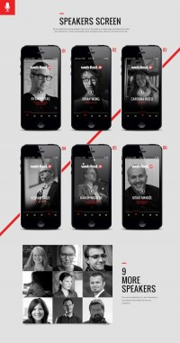 WebFest - iPhone App sur
