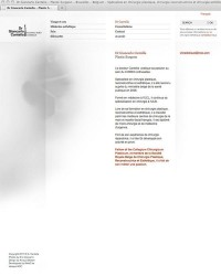 Website for Dr Giancarlo Cantella / Plastic Surgeon on