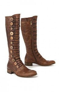 What to Wear / Button Brigade Boots