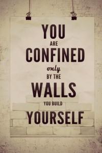 words...just words.... / walls