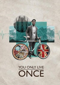 You only live once (collage) on