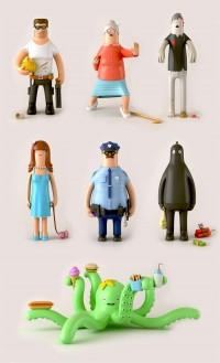 Yum Yum Toys Series 1 & 2 on